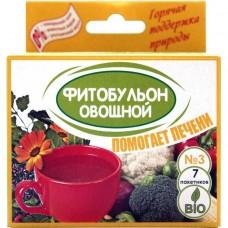 Фитобульон для печени