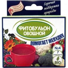 Фитобульон для желудка